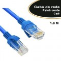 Patch Cord CAT6 com 1,8 Metros - Empire